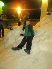 b snow 2013