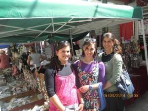 beersheva shuk girls
