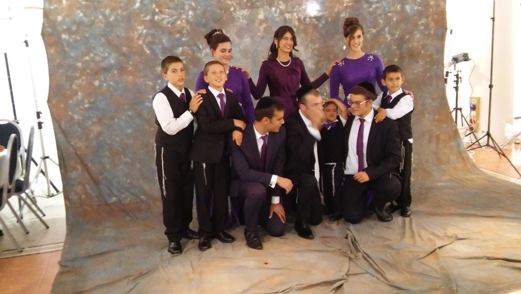 All the siblings except Rafael