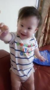 Rafael, 9 months