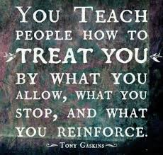 treat others how to treat you